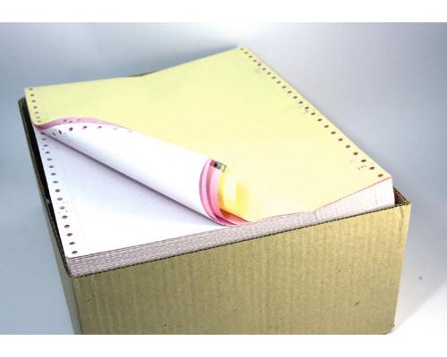 Бумага перфорированная 04-х слойная 210 мм  405 к.