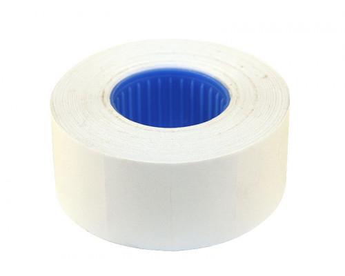 Этикет-лента 025х016 мм. (800 шт.) прямоугольная белая