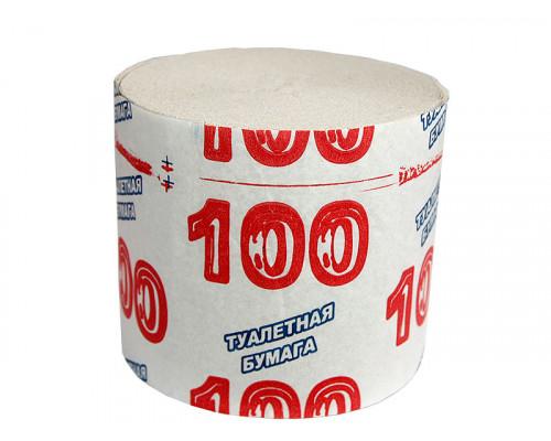 Бумага туалетная Крым 100