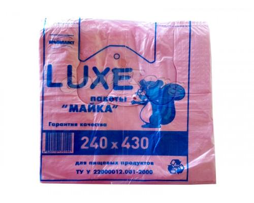 Пакет Майка (24 х 44 см.) 200 шт