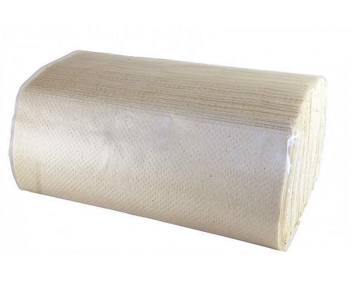 CABARE полотенца бумажные листовые макулатурные V-сл, 1-сл. Эконом 200 л.