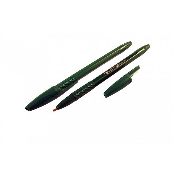 Ручка шариковая Miraculous (1147) зеленая,1,0мм