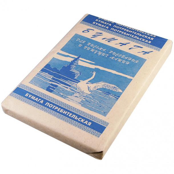 Бумага газетная А4 (500 л.) Кондопога