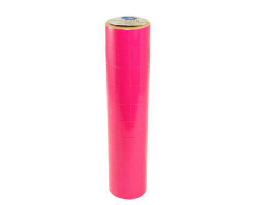 Ценник цветной 21x12 мм (350 шт) 10 рулонов