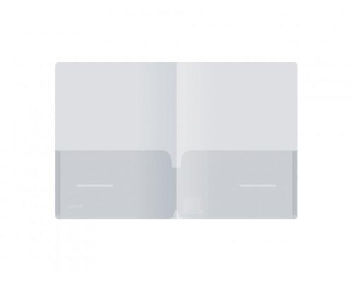 Папка-уголок А4 на два кармана