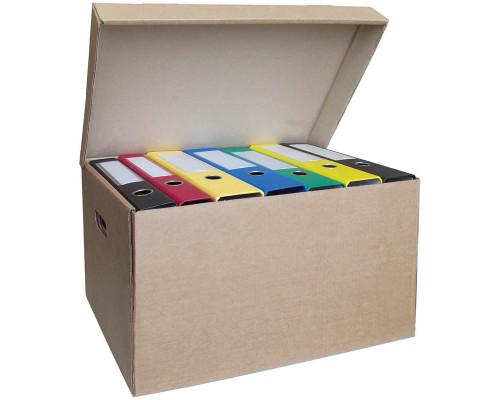 Короб архивный OfficeSpace (48,0*32,5*29,5 см) для сегрегаторов