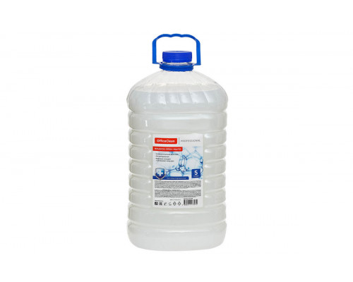 OfficeClean жидкое мыло Professional Яблоко 5 л.