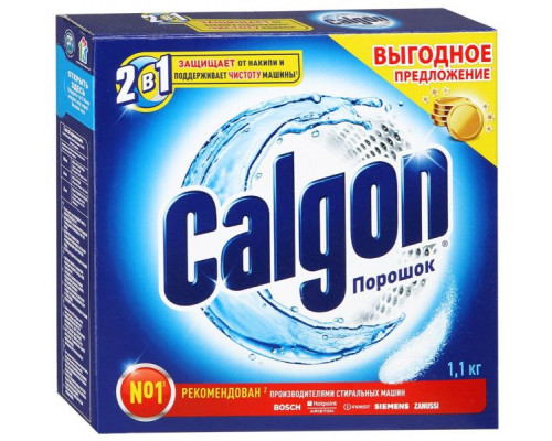 Calgon д/стиральных машин 1,1 кг