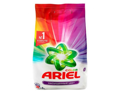 Ariel с/п автомат Color 3 кг