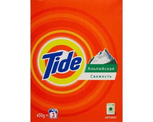 Tide Аква-пудра с/п автомат Альпийская свежесть 450г