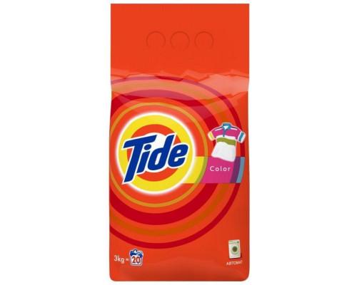 Tide с/п автомат Color 3 кг