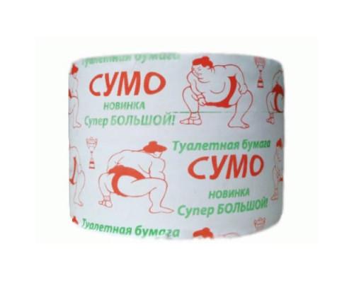 Бумага туалетная Сумо, уп.6 шт