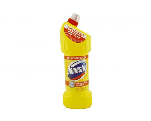 Domestos д/сантехники Лимонная свежесть 1л