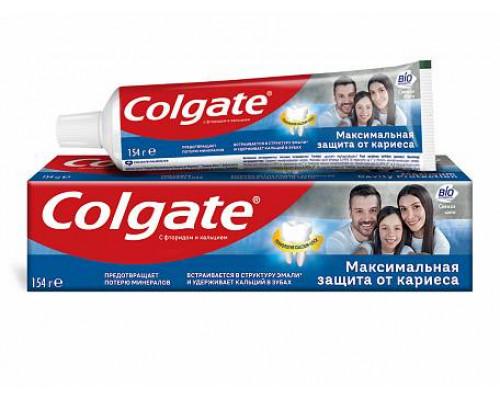 Colgate з/п  Максимальная защита от кариеса Свежая мята (синяя)  100 мл