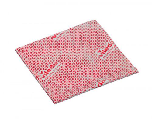 Vileda Салфетка из микроволокна для гладких и деликатных поверхностей MicroMix красная