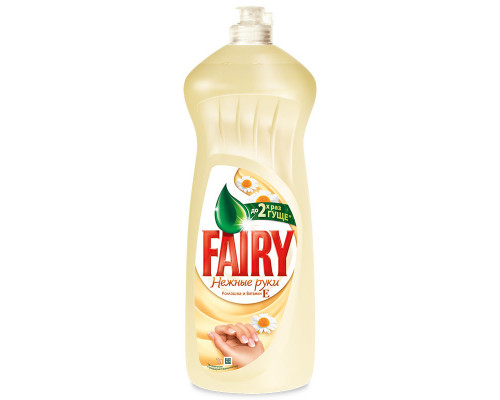 Fairy для посуды  900 мл Ромашка и витамин Е