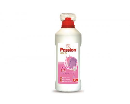 Passion Gold гель д/стирки 3в1 для деликатных тканей 2 л 55 стирок