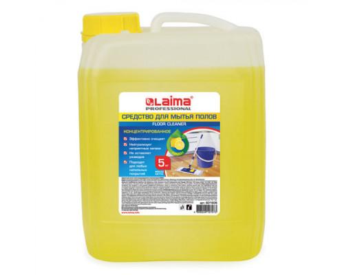 Лайма для пола Лимон 5 кг концентрат