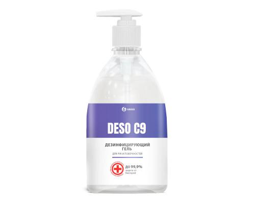 Deso С9  дезинфицирующее средство 500 мл. гелевое с дозатором