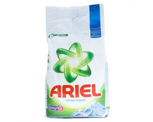 Ariel с/п автомат Горный родник 3 кг