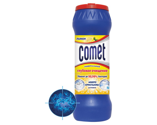 Comet чистящий порошок Лимон 475 г