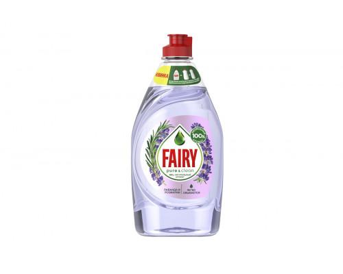 Fairy для посуды  450 мл Pure&Clean Лаванда и розмарин