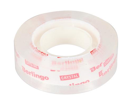 Скотч прозрачный шириной 012 мм. (намотка 033 м.), кристально-прозрачный