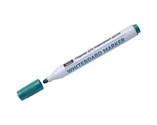 Маркер для досок Space зеленый 2,5мм