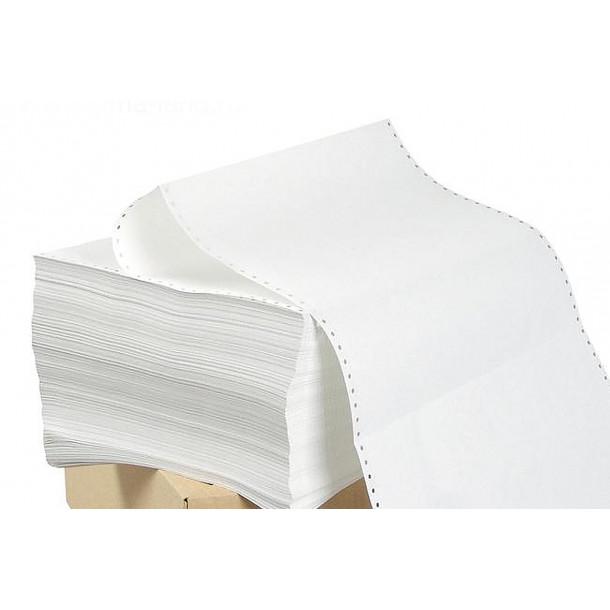 Бумага перфорированная 420 мм 1700 л. Eco