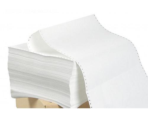 Бумага перфорированная 420 мм 1500 л. SuperLux