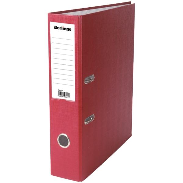 Сегрегатор стандарт Berlingo A4 (07 см.) бордовый