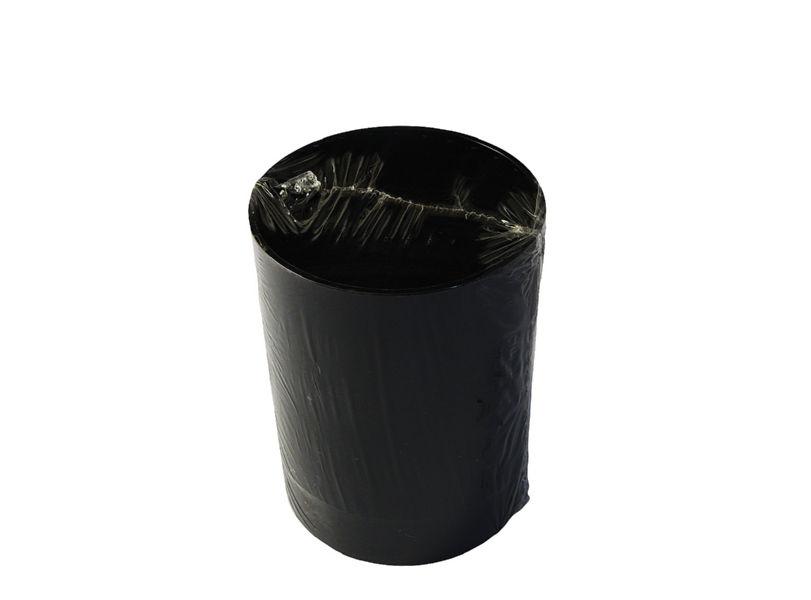 Подставка для ручек Офис круглая черная СН11