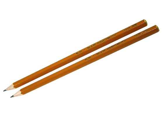 Карандаш Koh-i-noor HB твердо-мягкий (1500) без ластика