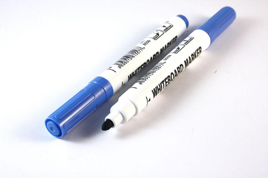 Маркер для досок Centropen (8559) синий 2,5 мм