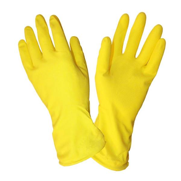 Перчатки хозяйственные (S)