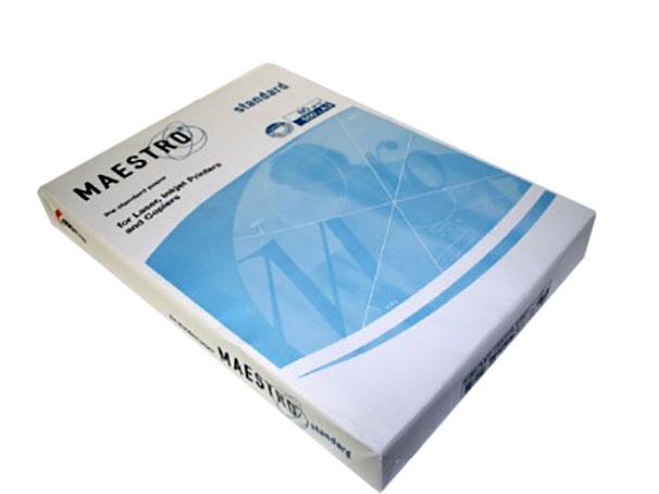 Бумага белая А3 (080 г/м) 500 л. Maestro