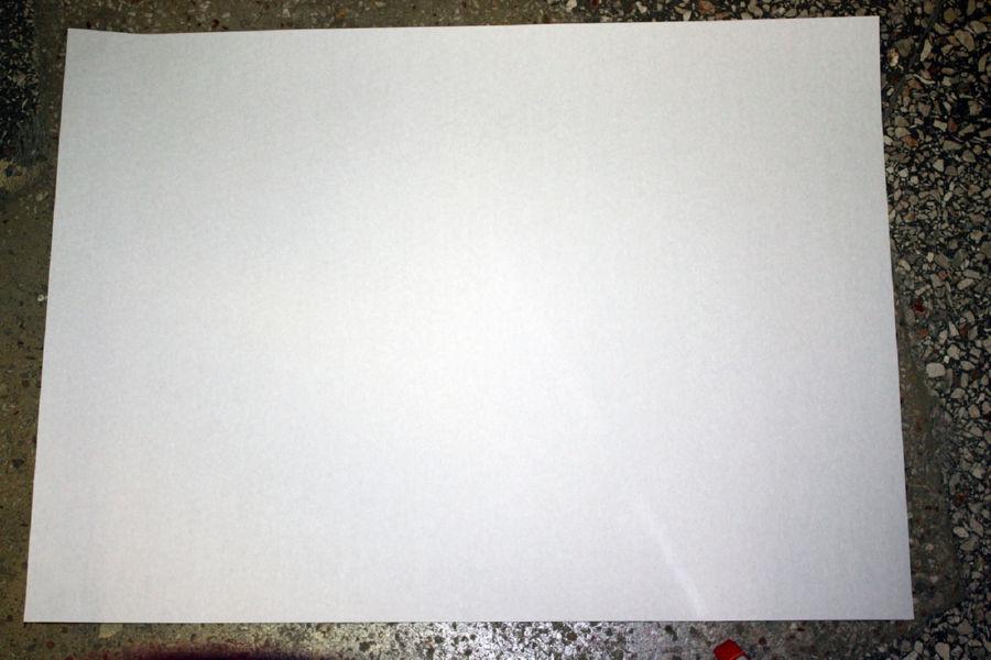 Картон А1 Хром-эрзац 230 г/м кв 62*94