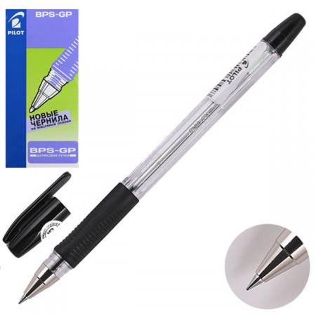 Ручка шариковая Pilot (BPS-GP-EF B) черная 0,5мм