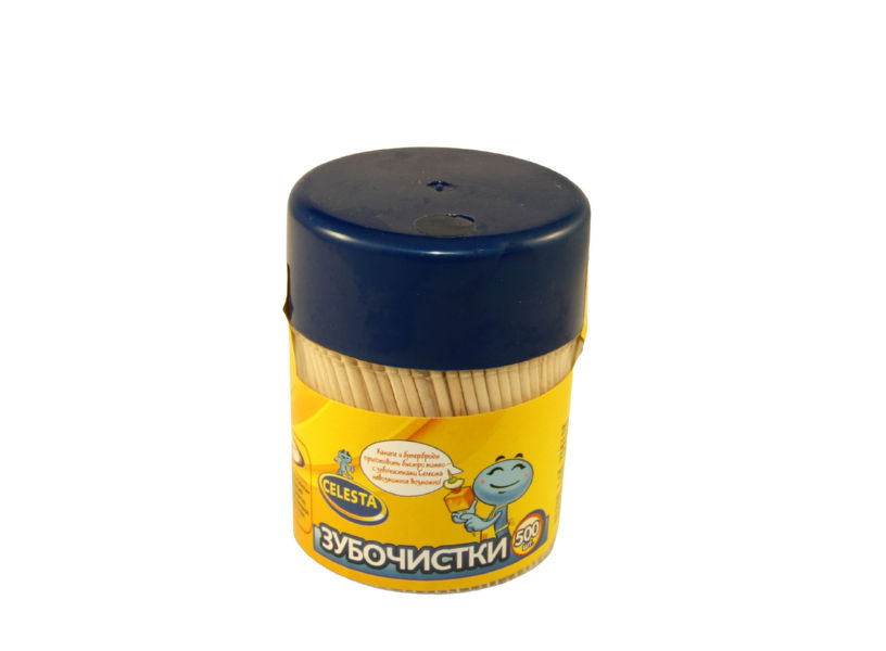 CELESTA зубочистки (500 шт.)