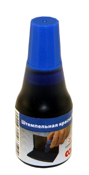 Краска штемпельная Colop (025 мл.) синяя
