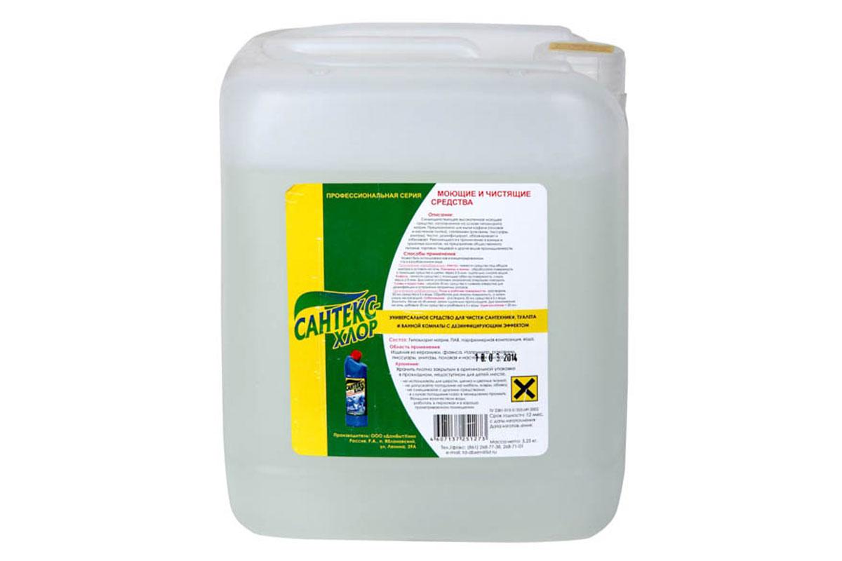 Сантекс-хлор для дезинфекции 5,25 кг