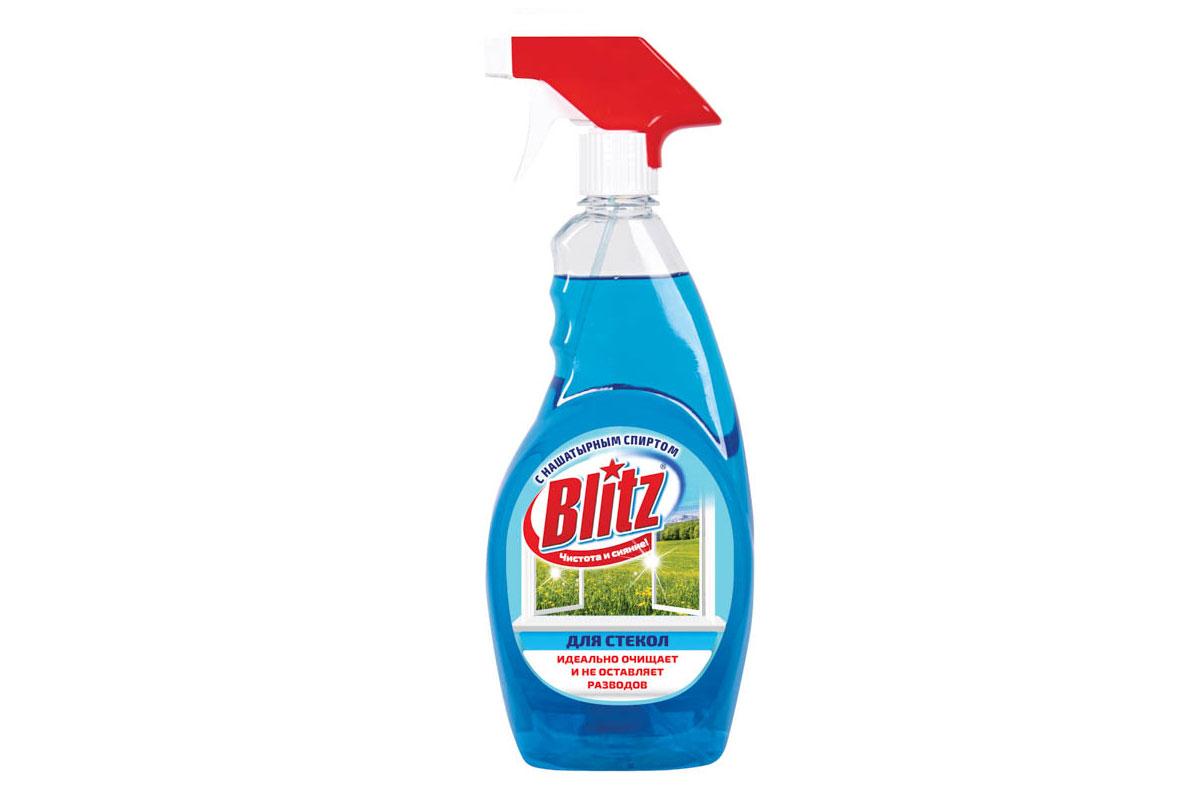 BLITZ д/стекол С нашатырным спиртом 500 гр