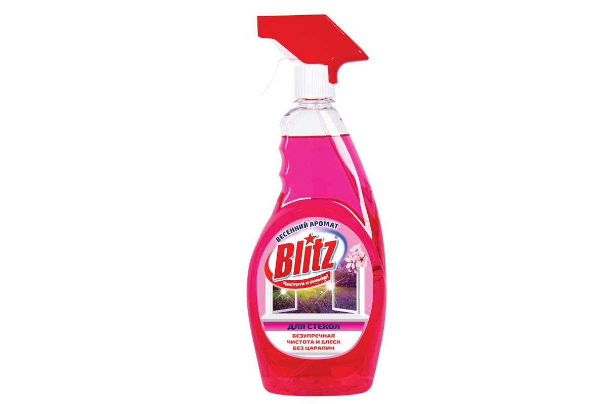 BLITZ д/стекол Весенний аромат 500 гр