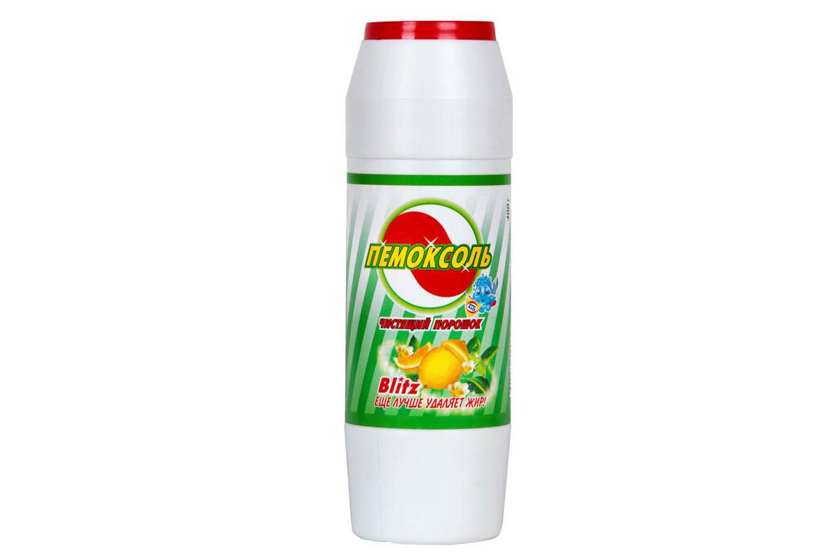 Пемоксоль чист. порошок Лимон 400 г.