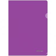Папка-уголок Berlingo А4 плотный фиолетовый