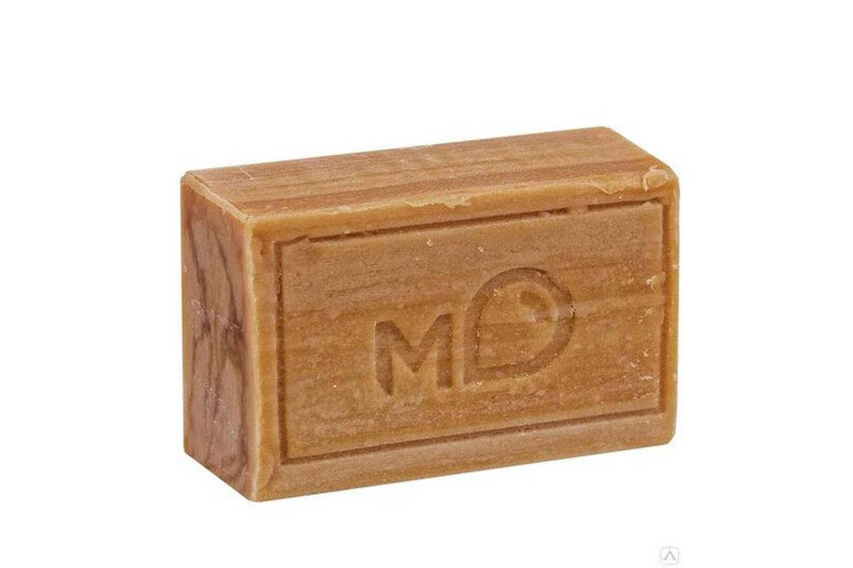 Меридиан мыло хозяйственное 72%  200 г без упаковки