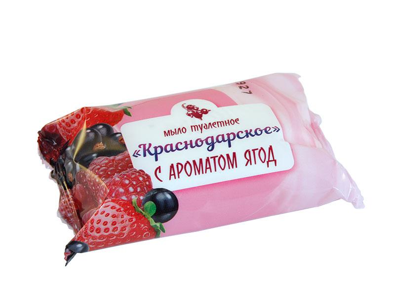 Меридиан мыло Краснодарское 100 г. Лесная ягода