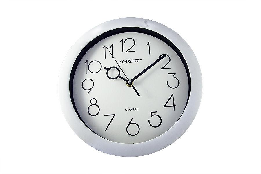 Часы офисные настенные