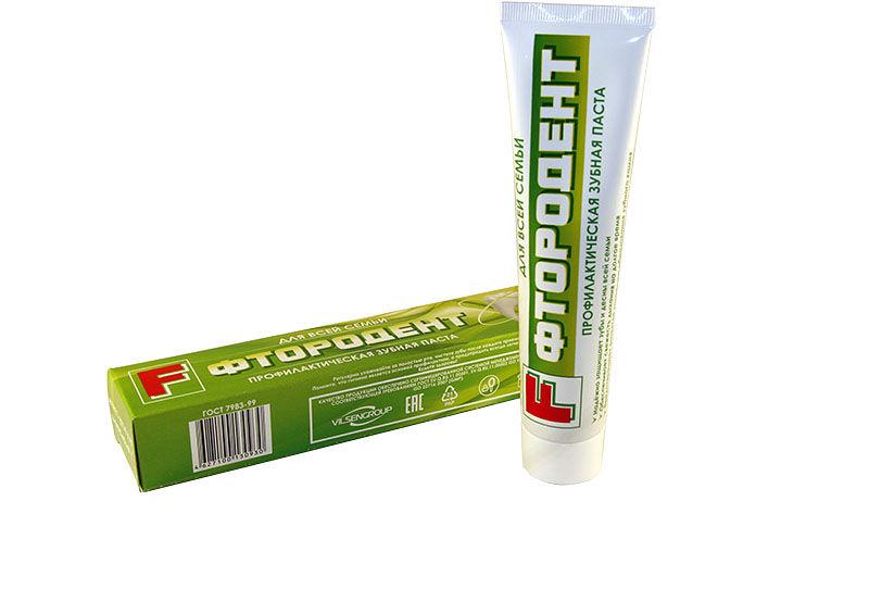 Фтородент F зубн.паста Для всей семьи 170 гр