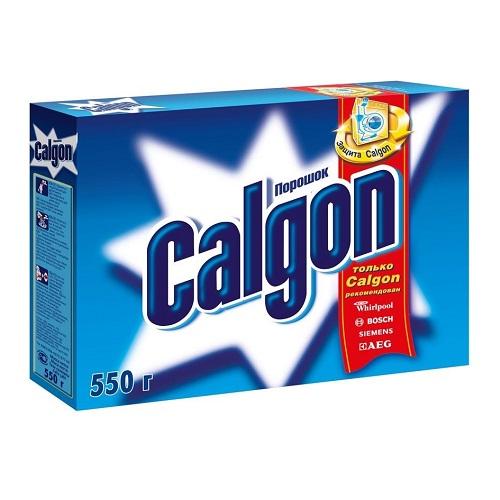 Calgon д/стиральных машин  550 г